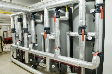 Boiler piping in Fogelsville, PA by Palmerio Plumbing LLC